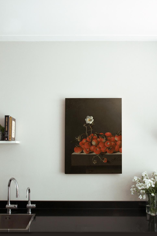 Houten prints