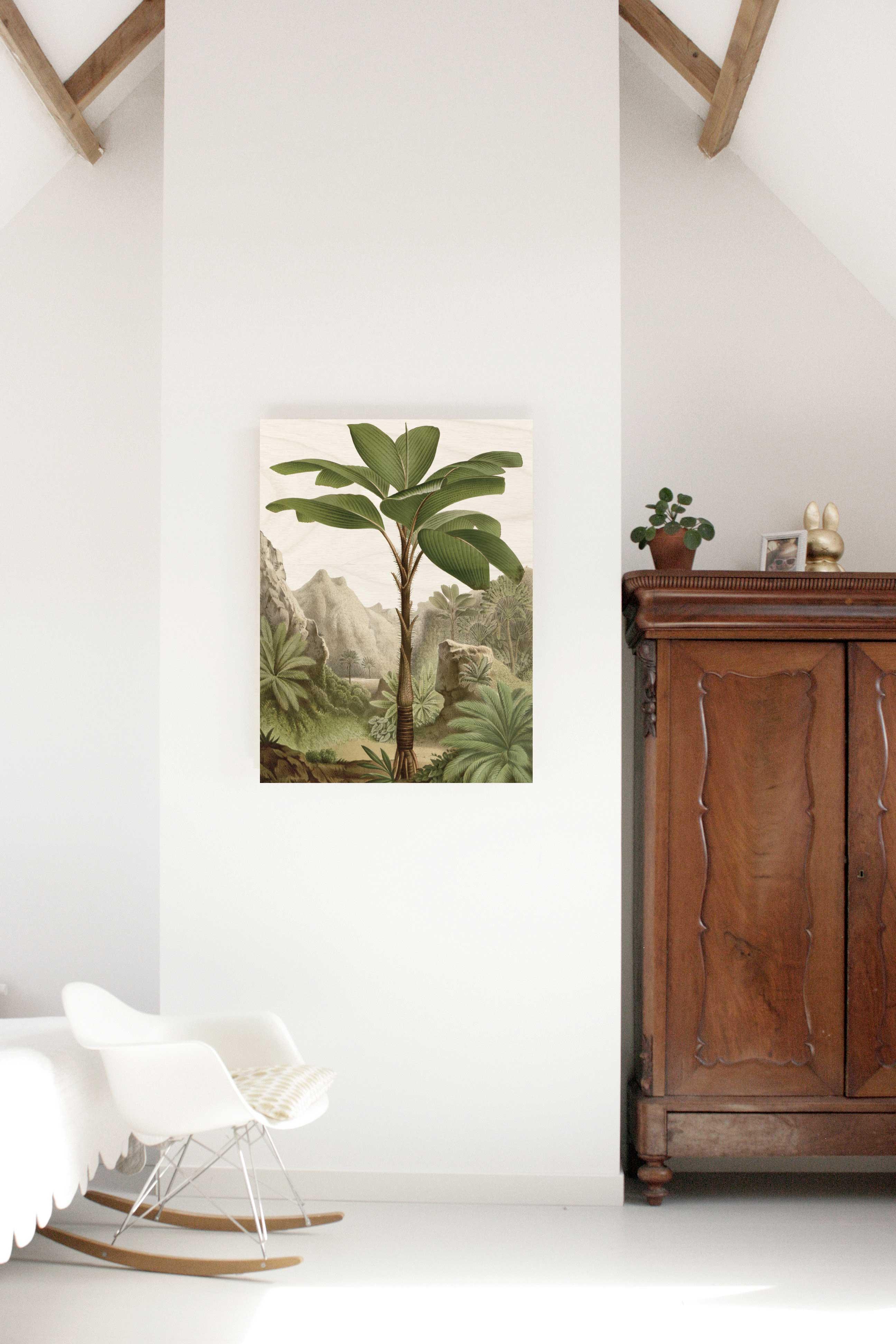Prints auf Holz