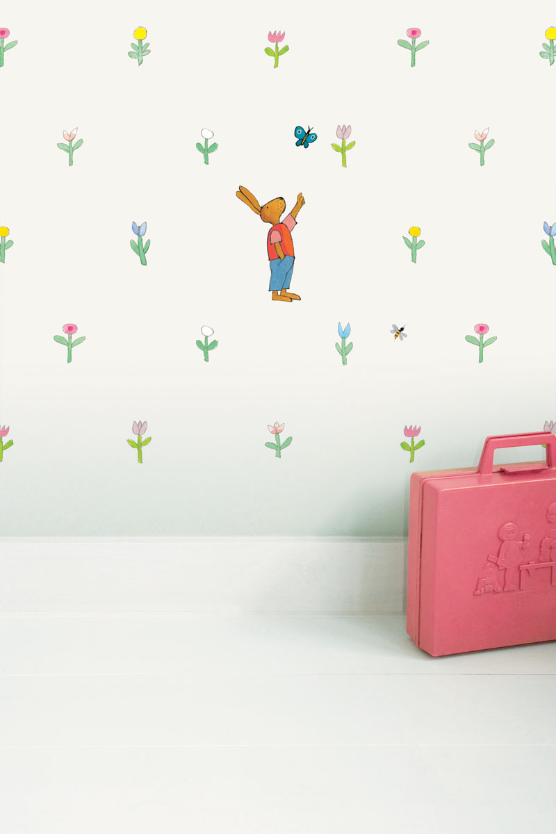 behang kinderkamer