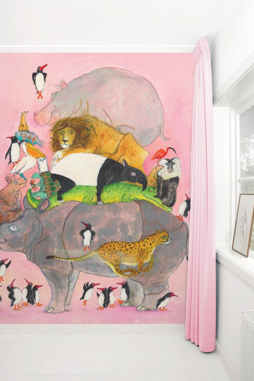 Wallpaper for Kids Rooms