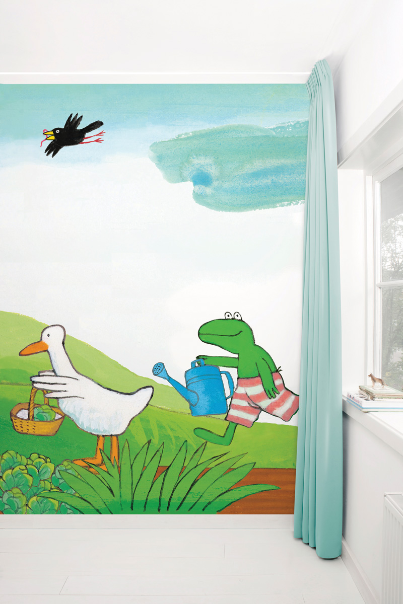 Wallpaper for Kids Rooms