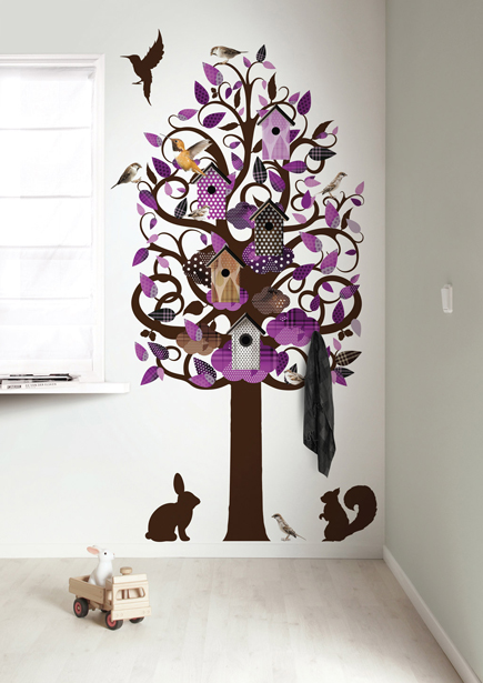 Birdhouse Tree XL