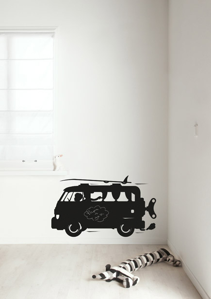 TOYS FOR BOYS Surf Van