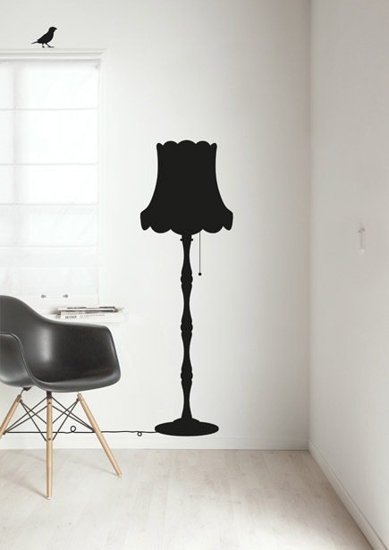 Vintage Furniture: Lamp 1